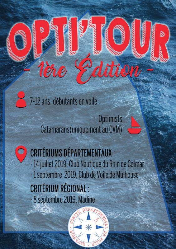 Opti tour afficheb