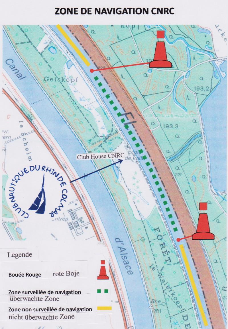 Zone de navigation c
